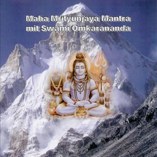 OM Tryambakam-Mantra – Audio CD