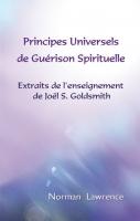 Principes Universels de Guérison spirituelle