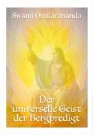 Der universelle Geist der Bergpredigt
