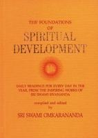 The Foundations of Spiritual Development (e-book)