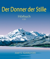 Goldsmith - Donner der Stille - 4 Audio CDs