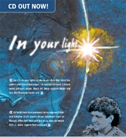 In your Light – Audio CD, meditative Musik